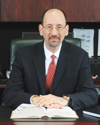 Photo of Dr. Ivan Zinger, Correctional Investigator of Canada