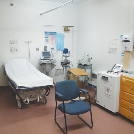 Photo of a Health care center