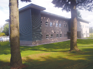 Photo of a Minimum Security Unit, Fraser Valley Institution for Women