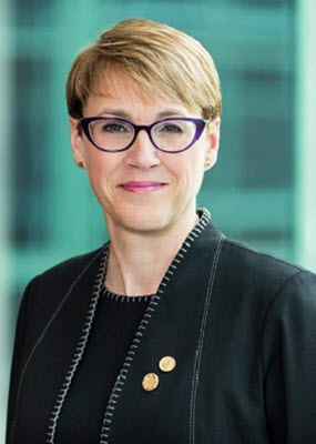 Picture of Ms. Marie-Claude Landry, Chief Commissioner, Canadian Human Rights Commission