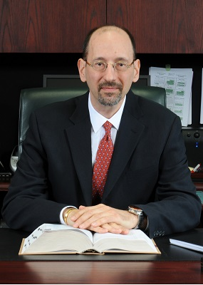 Picture of Dr. Ivan Zinger, Correctional Investigator of Canada